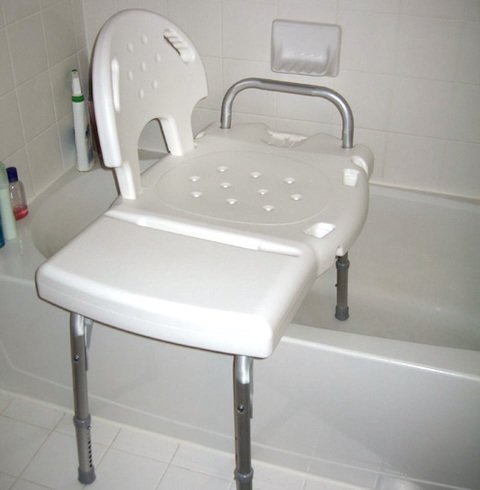 5 Best Shower Chairs - Mar. 2018 - BestReviews