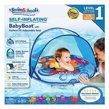 Swim School Self-Inflating Baby Boat