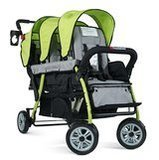 Foundations Sport Splash Trio Triple Stroller