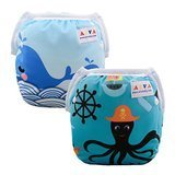 ALVABABY Reusable Swim Diapers