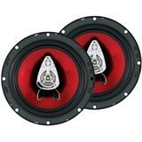 Boss 6.5-Inch Coaxial Speakers