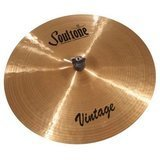 Soultone Cymbals VNT-CRR23 23 in. Vintage Crash & Ride