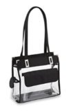 Clear Handbags and More Clear Stadium Bag