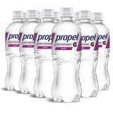 Propel Berry-Flavored Water, 16.9-Ounce Bottles, Pack of 12