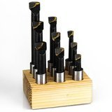 All Industrial Carbide Tip Boring Bar Set