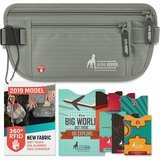 Alpha Keeper Money Belt For Travel