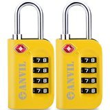Anvil TSA-Approved Luggage Lock