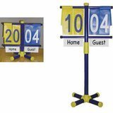 SSG BSN Manual Scorekeeper with Adjustable Stand