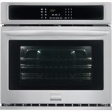 "Frigidaire Gallery 30"" Stainless Steel Electric Single Wall Oven - Convection"