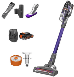 Black + Decker Powerseries Extreme Cordless Stick Vacuum Cleaner for Pets