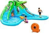 Costzon 7-in-1 Inflatable Water Park