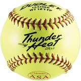 Dudley Thunder Heat Fast Pitch Softball, 12-Inch