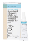 Neo-Poly-Bac (Generic) Ophthalmic Ointment for Dogs & Cats