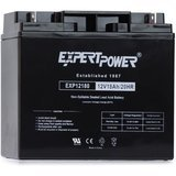 ExpertPower 12 Volt 18 Ah Rechargeable Battery