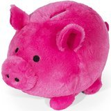 Generic Pink Plush Piggy Bank