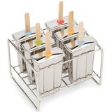 Fox Run Stainless Steel Popsicle Mold