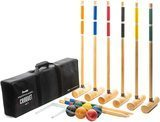 Franklin Sports 6-Player Professional Croquet Set