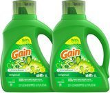 Gain Liquid Laundry Detergent Plus Aroma Boost