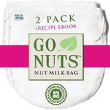 Alcyone Essentials GoNuts Nut Milk Bag, 2 Pack
