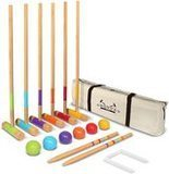 GoSports 6-Player Standard Croquet Set