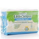 Happy Little Camper Flushable Baby Wipes