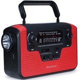 iRonsnow Emergency Radio
