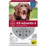 K9 Advantix Flea And Tick Control Treatment for Dogs