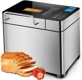 KBS Pro Stainless Steel Automatic Bread Machine