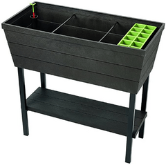 Keter Urban Bloomer Raised Garden Bed