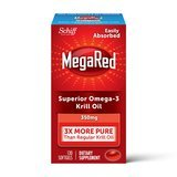 MegaRed Superior Omega-3 Krill Oil