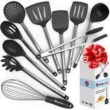 Mr.&Mrs. White 10-Piece Kitchen Utensil Set