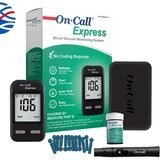 On Call Express On Call Express Blood Glucose Monitoring System