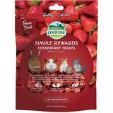 Oxbow Simple Rewards - Strawberry Treats