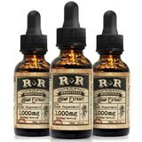 R+R Medicinals Hemp Extract Tincture