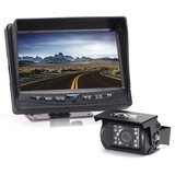 Rear View Safety Backup Camera System with 7-Inch Display