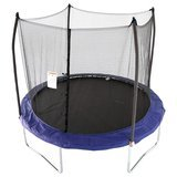 Skywalker 10-Foot Round Trampoline and Enclosure