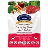Stewart Raw Naturals Fresh to Home Freeze-Dried Dog Food