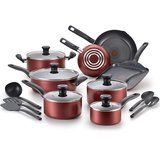 T-fal Initiatives Nonstick Cookware Set