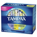 Tampax Pearl Multipack, Light, Regular, and Super
