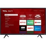 TCL 32-Inch 720p Roku Smart LED TV (2019)