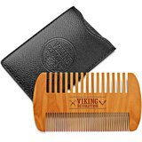 Viking Revolution Top Pocket Comb for Beards & Mustaches