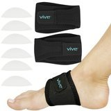 VIVE Plantar Fasciitis Strap for Foot Pain, High Arches & Flat Feet