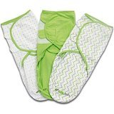 Ziggy Baby Swaddle Blanket Wrap 3 Pack Set