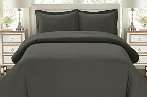 1500 Thread Count Egyptian Quality Duvet Cover Set