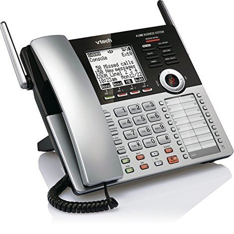 Expandable Small Business Office Phone With Answering System
